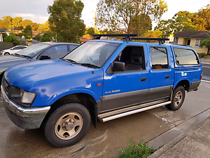 1998 Holden Rodeo LT V6 Dual Cab Ute 1 year rego Liverpool Liverpool Area Preview