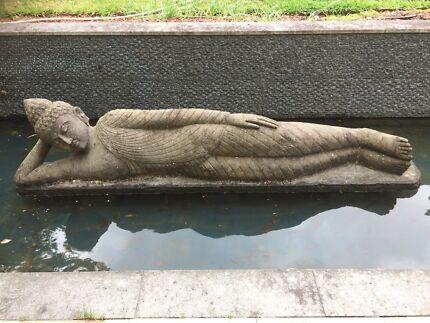 Life Size Reclining Buddha