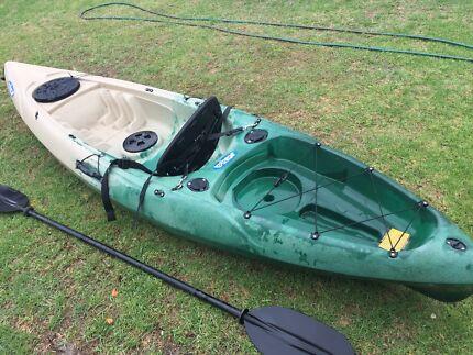Single Fishing Kayak