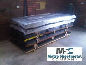 TRAILER FLOOR PLATE 1.6 mm x 1200 x 2400 ELECTRO GALV Bayswater Bayswater Area Preview
