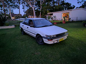 Toyota Corolla Seca Morisset Park Lake Macquarie Area Preview
