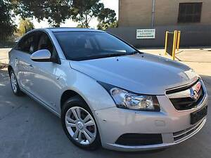2010 Holden Cruze Sedan DIESEL Campbellfield Hume Area Preview