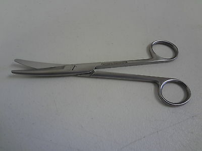 Mayo Dissecting Scissors 6.75 Curved German Stainless Steel Ce Surgical