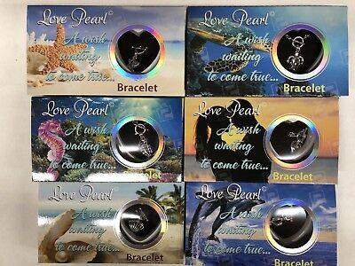 Bracelet Love Wish Pearl Kit Chain Kit Pendant Cultured Pearl In Kit Set Bracele - Bead Sets
