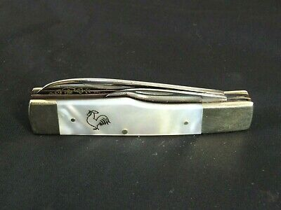 FRANK BUSTER FIGHT'N FIGHTN ROOSTER # 561 INTERNATIONAL 1 OF 600 KNIFE T6814