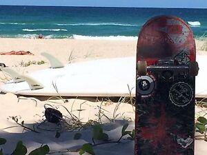 Lost Skateboard reward 100$ Surfers Paradise Gold Coast City Preview