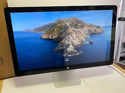"Apple A1407 27"" Thunderbolt Monitor Widescreen 2560 X 1440 Display a 1407"