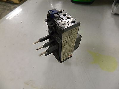 ABB Overload Relay, TA25 DU, 0,63 - 1.0 A, Used, Warranty
