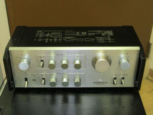 Mitsubishi DA-P10 Stereo Preamplifier Preamp
