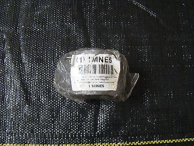 Pack Of 2--black Forged Steel Pipe Cap 1-14 Socket Weld