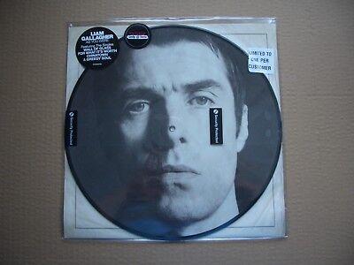 LIAM GALLAGHER - AS YOU WERE - HMV EXCLUSIVE PICTURE DISC LP - LTD 3000 COPIES