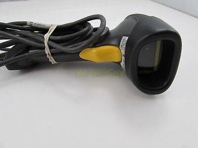 Symbol Ls2208 Laser Scanner Black Handheld Barcode 1d Usb Corded Ls2208-sr200007