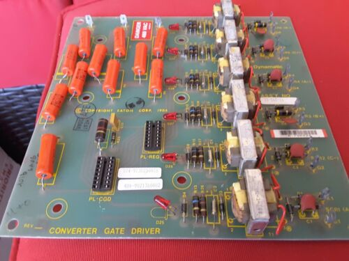 EATON DYNAMATIC 15-565-16 CONVERTER GATE DRIVER BOARD PCB CIRCUIT BOARD  $89