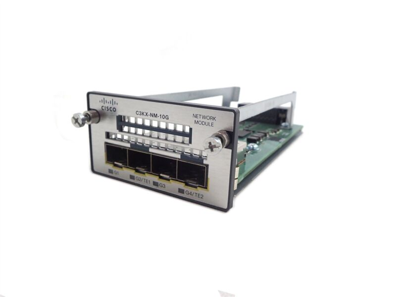 Cisco C3KX-NM-10G Expansion Module 3560X / 3750X