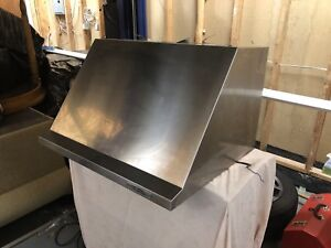 Kitchen aid 600cfm commercial style hood fan