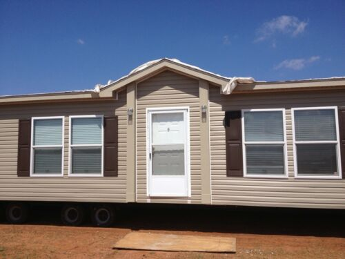 Log double wides joy studio design gallery best design for Large modular homes