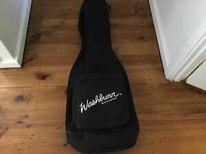 Washburn padded backpack softcase for bass or guitar Adelaide CBD Adelaide City Preview