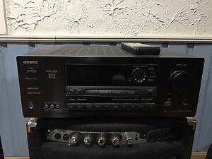 Onkyo mrx multiple source remote system
