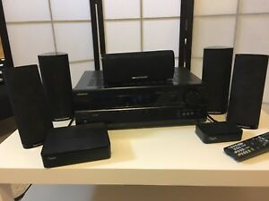 Onkyo/Harmon Kardon 7.1 Home Theatre Sound System