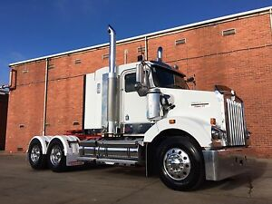 2009 kenworth t408 North Shore Geelong City Preview