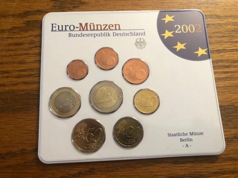 2002 Germany 🇩🇪 Euro Set Berlin