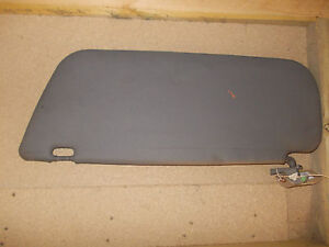 Mercedes sprinter 2006 10 sun visor right off side ebay for Mercedes benz sprinter sun visor