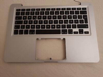 """Tastatur TopCase Palmrest Gehäuse DE MacBook Pro 13"""" A1278 2011 2012 Germany, gebraucht gebraucht kaufen  Berlin"""