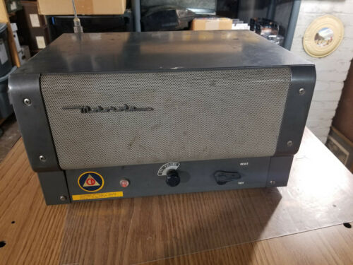 Vintage Motorola Civil Defense Radio Unit.