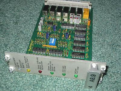 Metronic Function Circuit PCB Board KLUV0400 / YLKV040000 machine start