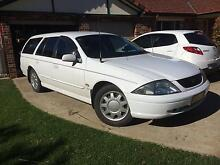 2001 Ford Falcon Wagon Nowra Nowra-Bomaderry Preview