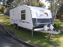 Ascot II 2009 Concept 19ft Caravan + Full awning and covers Carlingford The Hills District Preview