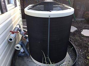 TITIAN thermopompe de piscine