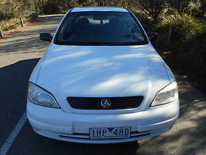 2005 Holden Astra Hatchback AUTO REG AND ROADWORTHY!! Moorabbin Kingston Area Preview