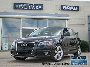2013 Audi A3 S-LINE Quattro AWD  Panorama Roof/Clean Carproof