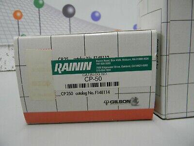 Rainin Gilson Capillaries Pistons Cp-50 200 Count
