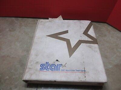 Star Cnc Swiss Lathe Ladder Electric Diagram Manual Ac-42 C Maf 42 Fanuc 11tt-f