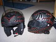 motorbike helmets Pipers River George Town Area Preview