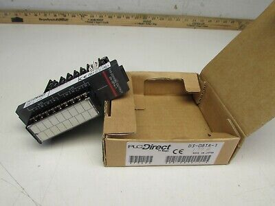 Plc Direct D3-08ta-1 110-220vac Output Module New In Box Make Offer