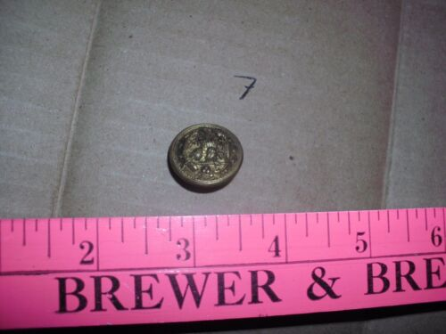 ANTIQUE WWII WAR NAVY FLEET MILITARY BUTTONS SET FRANK THOMAS rare