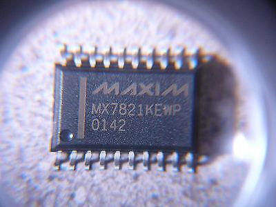 Maxim Mx7821kewp Analog To Digital Converter 8-bit Precision Adc New 1pkg