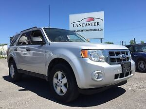 2010 Ford Escape XLT LEATHER/DVD/SUNROOF