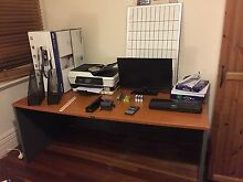 Office/Study Desk and Accessories Stanmore Marrickville Area Preview