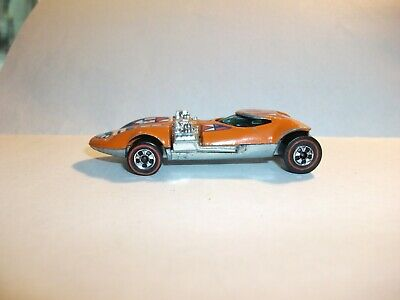VINTAGE HOT WHEELS REDLINE 1968 TWINMILL, HK, NICE CAR
