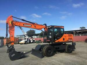 BRAND NEW DOOSAN DX140W - 2020 BUILD! Kenwick Gosnells Area Preview