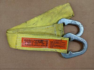 Liftall 5 Ft. X 3 In. Wide Uni-link Nylon Web Sling 4800 Lbs. Vertical Lift Cap.