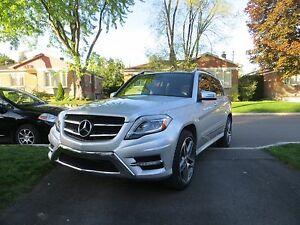 Mercedes benz Glk350 4matic AMG sport package