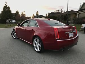 2010 Cadillac CTS Clean title Automatic OBO