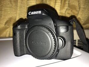 ULTIMATE BEGINNER PHOTOGRAPHY KIT | CANON 750D/T6i | 5 SD Cards.