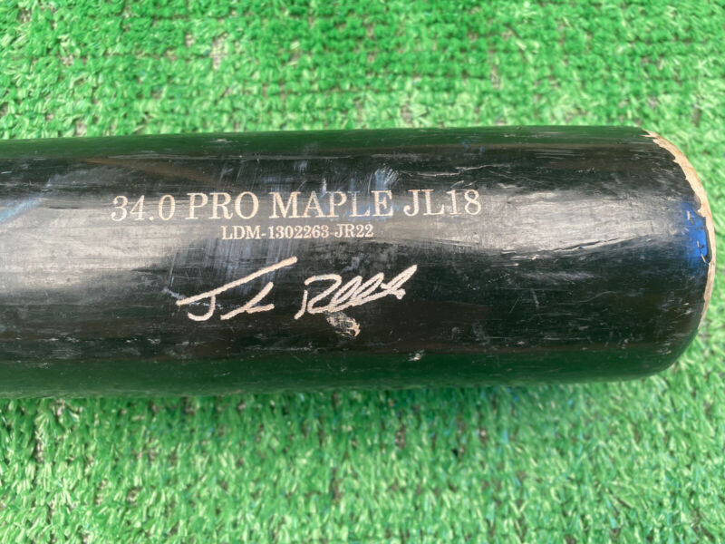 Houston Astros Josh Reddick Game Used Baseball Bat