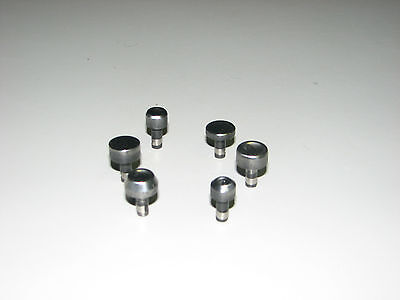 6 Piece Rivet Squeezer Sets- Aircraft Aviation Tools